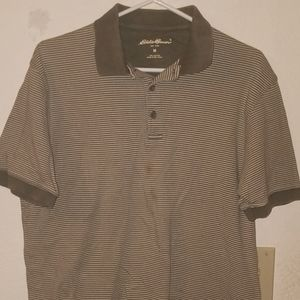 Eddie Bauer polo shirt